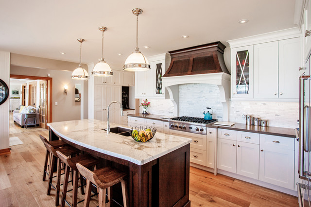 houzz white kitchen cabinets white and wood house 4360