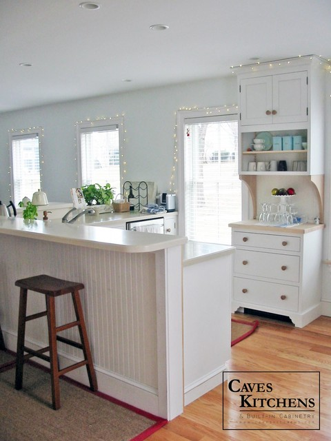 Image Result For How To Repaint Kitchen Cabinets White