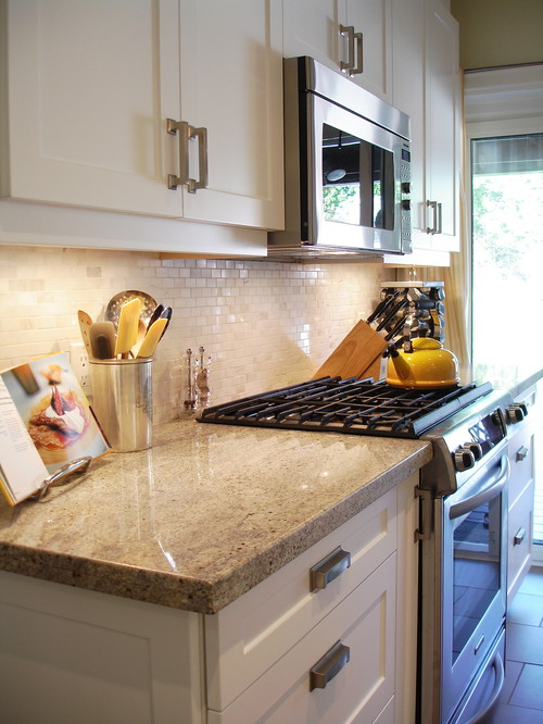 Slide In Ranges Allow You To Have The Seamless Look Of Your Tile Backsplash Without Looking At Backguard A Range