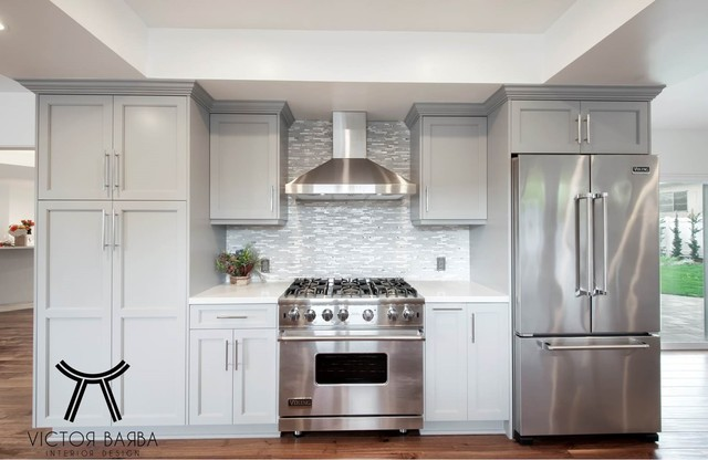 White House Modern Kitchen Los Angeles By Contempo