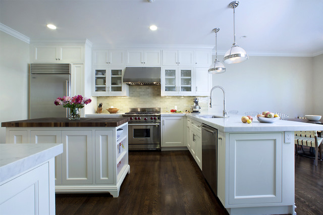White kitchen for Kitchen cabinets 60056