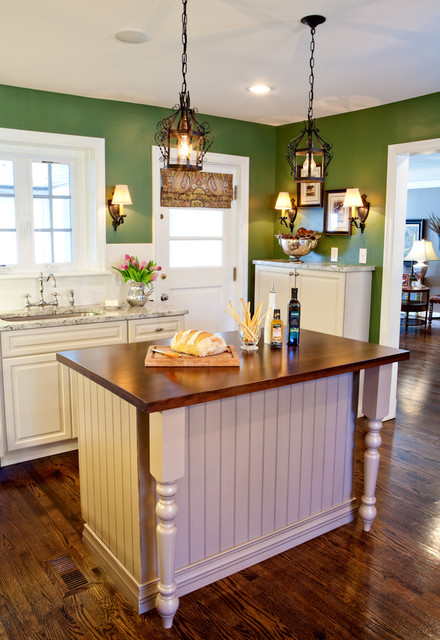 Jenny Rausch traditional kitchen