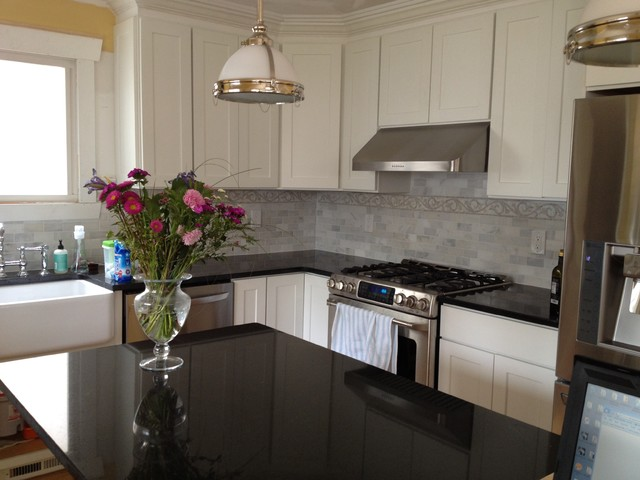 Contemporary Kitchen Cabinets Shaker