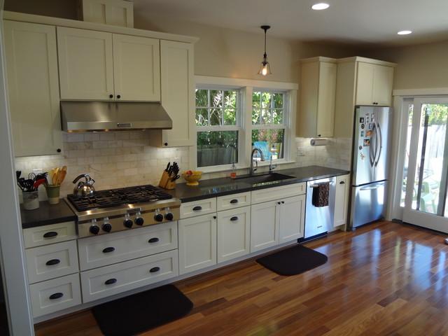 White Kitchen Cabinets | Shaker Cabinetry | CliqStudiosContemporary Kitchen, Minneapolis