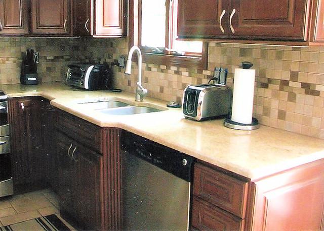 White kitchen for Iron kitchen cookeville