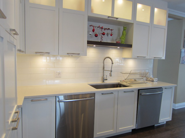 White Kitchen Renovation white kitchen renovation | winda 7 furniture