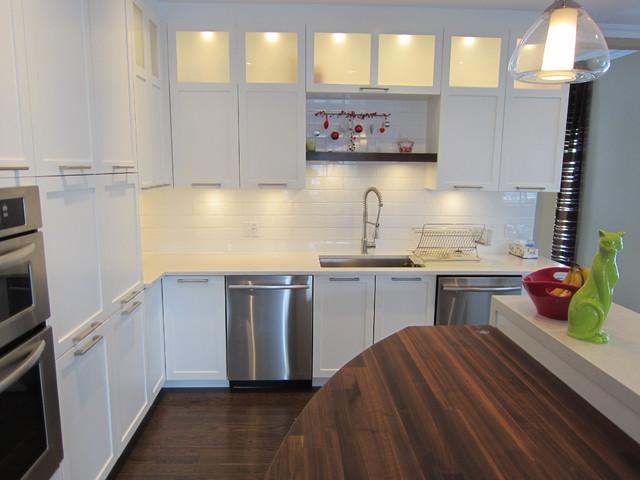 White Kitchen Renovation white kitchen renovation   winda 7 furniture