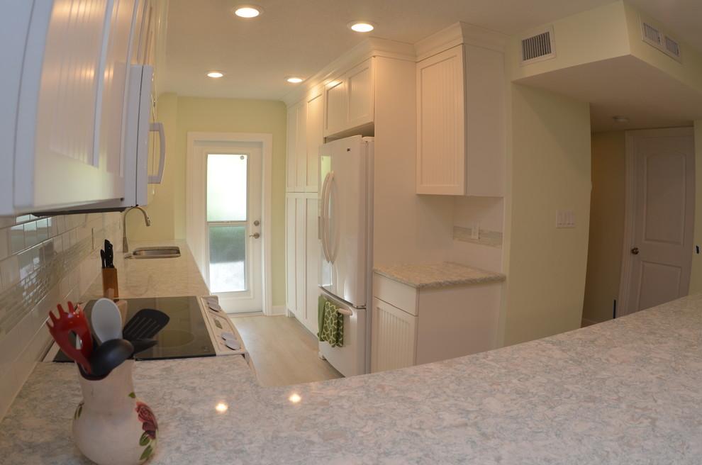 White Kitchen | Venice, FL - Traditional - Kitchen ...