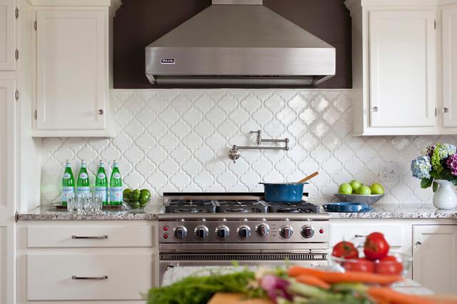 White Kitchen With Bianco Antico Granite Contemporary Kitchen Classy Backsplash For Bianco Antico Granite