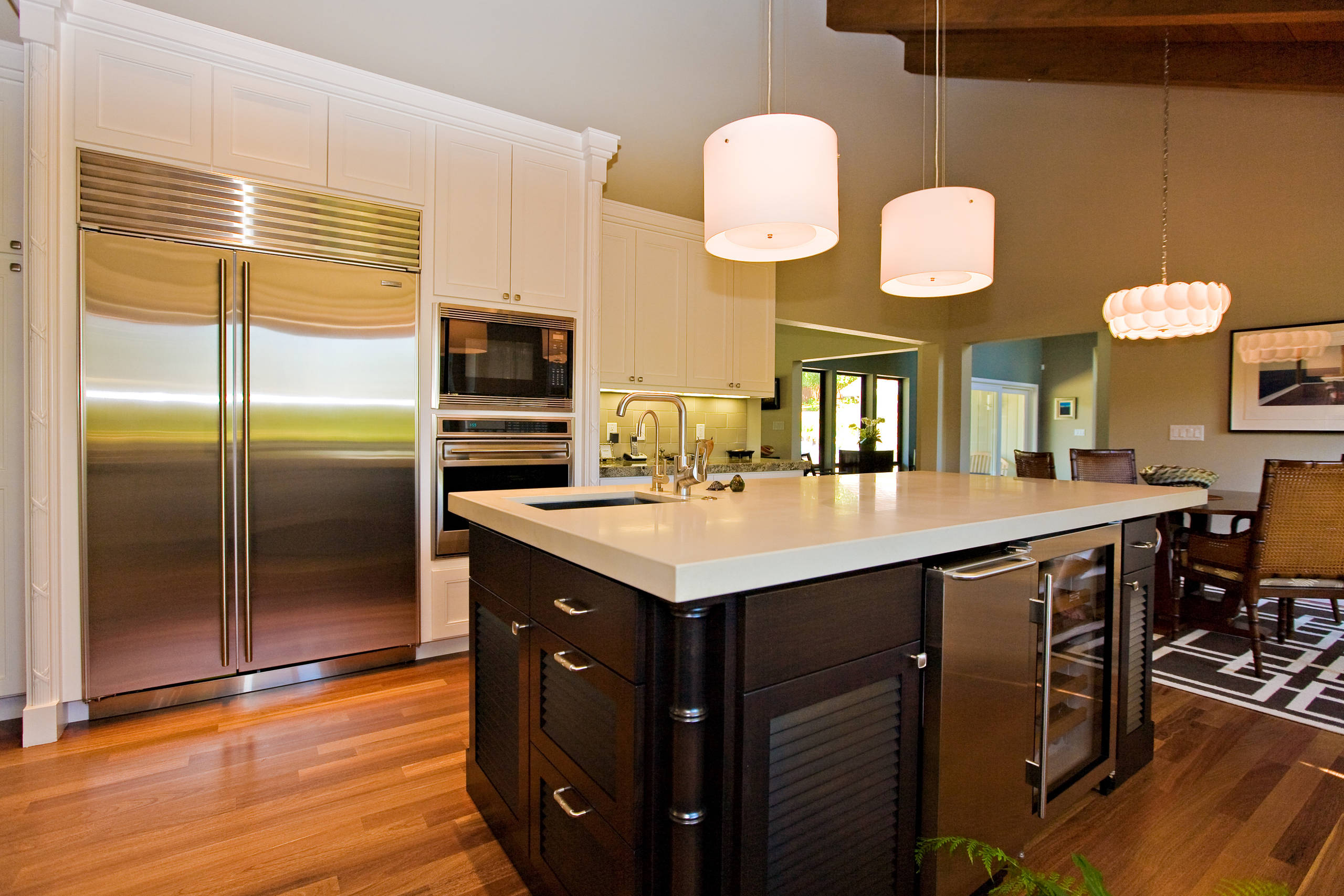 Black Walnut Cabinets Houzz