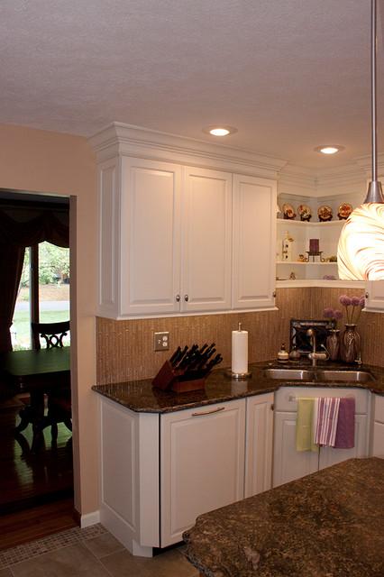 Currie Kitchen contemporary-kitchen