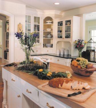 White Kitchens traditional-kitchen