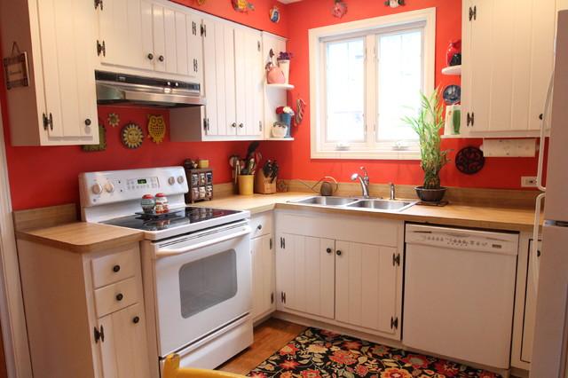 White kitchens eclectic kitchen chicago by the terri amp kieron