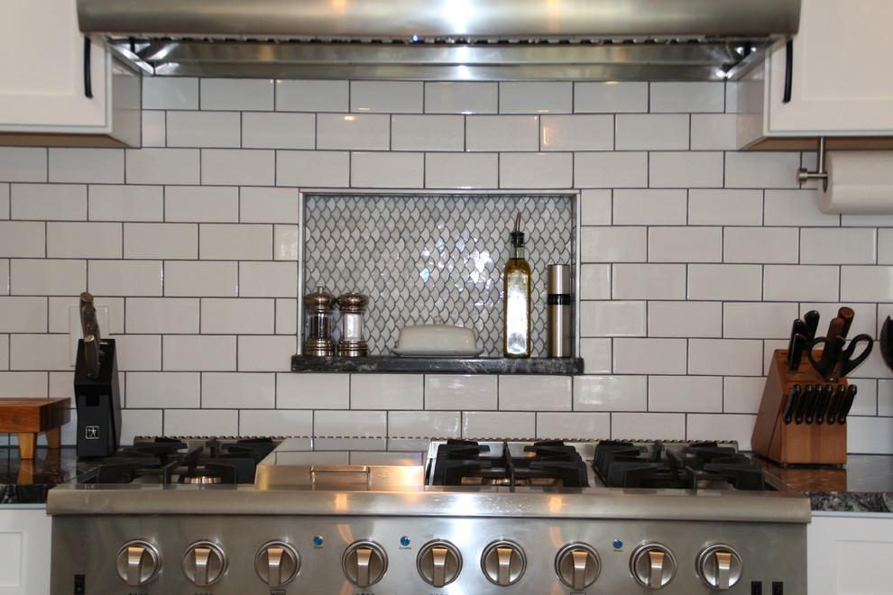 White Lake Kitchen Remodel - Beach Style - Kitchen ...