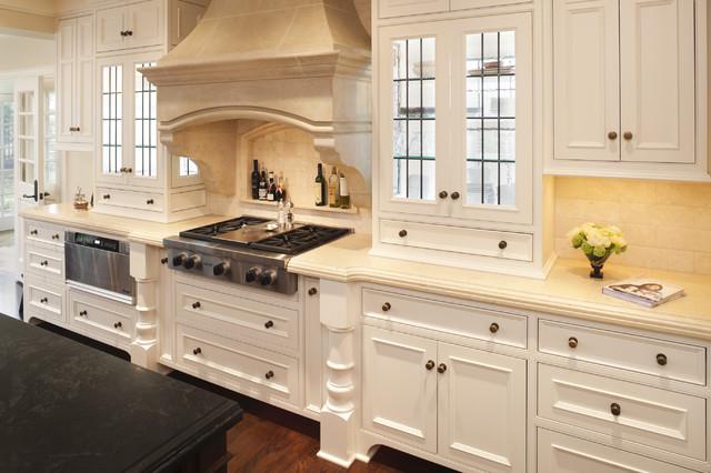 White Oaks Renovation Pt. 2 traditional-kitchen