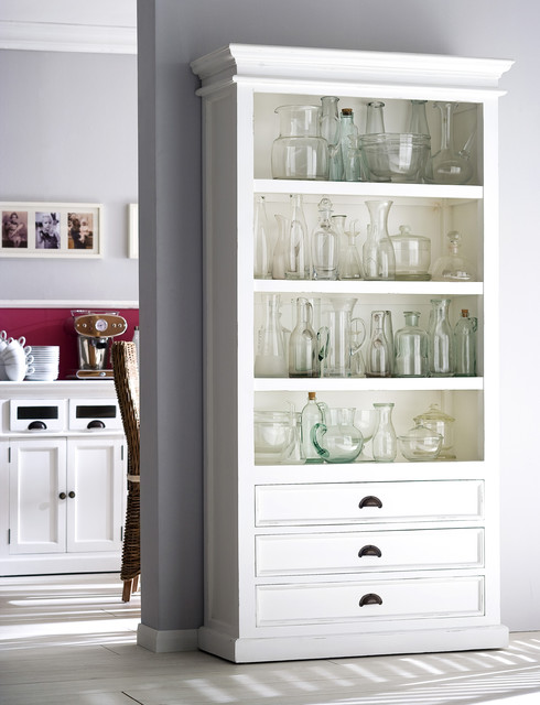 white painted mahogany furniture modern kitchen dallas by