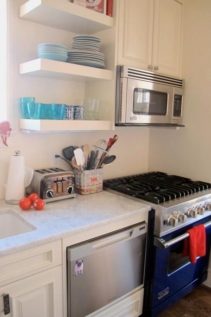 White Plains New York eclectic-kitchen