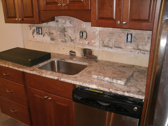 White Springs Project Traditional Kitchen Other Metro By Granite Works Countertops