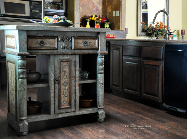 Who Loves Old World Furniture Made Just For Their Space
