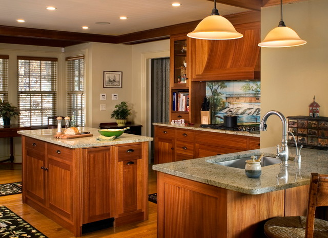 Whole Home Renovation - Traditional - Kitchen - manchester NH - by John Stanek Custom Builders, Inc.