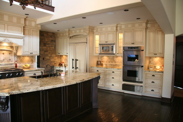 Whole House - Design & Build (Project 4) traditional-kitchen