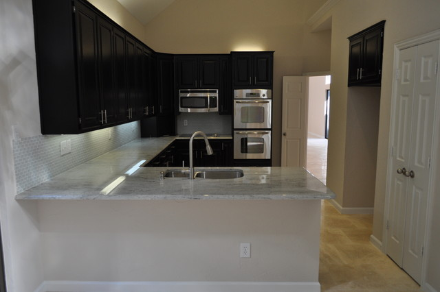 Whole house remodel addison tx contemporary kitchen for Kitchen design 75214