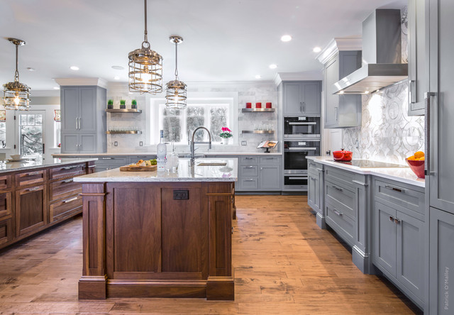Whole house remodel award winning kitchen modern for Gmt home designs