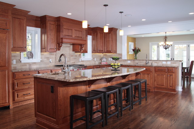 kitchen design delafield wi whole house remodel traditional kitchen milwaukee 657
