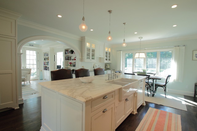 Whole House Remodel traditional-kitchen