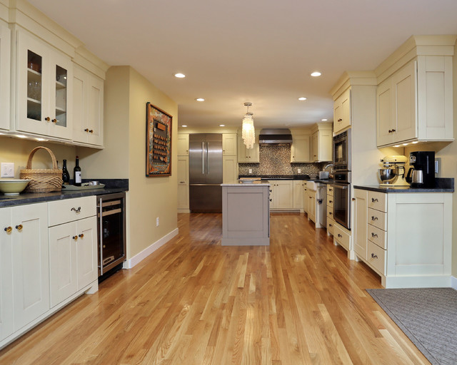 Whole House Remodel - Cape traditional-kitchen