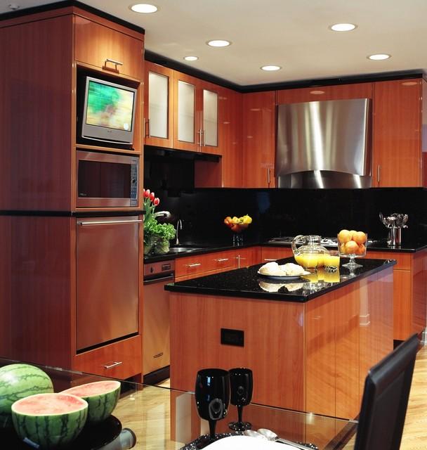Whole House Renovation #4 contemporary-kitchen
