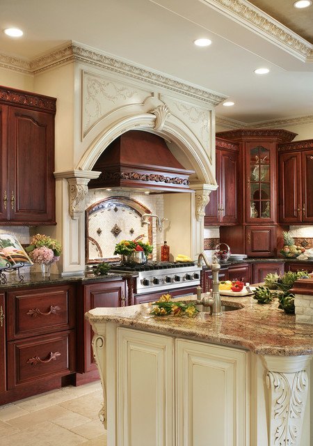 Whole House Renovation Traditional Kitchen New York By Creative Design Construction Inc