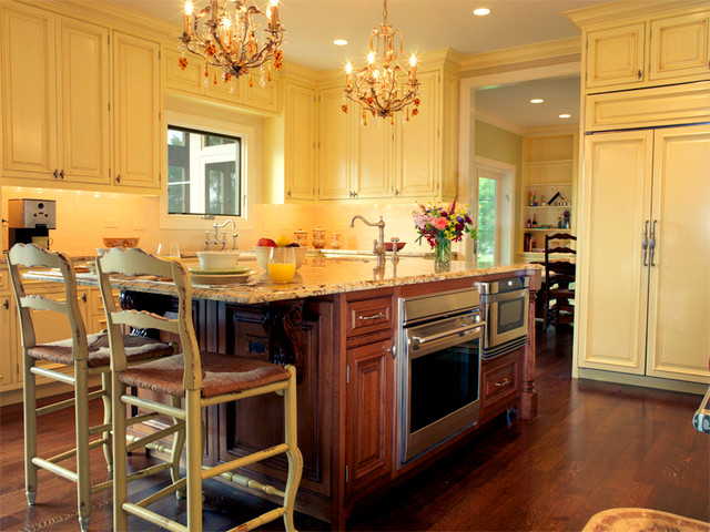 Whole House Renovation eclectic-kitchen