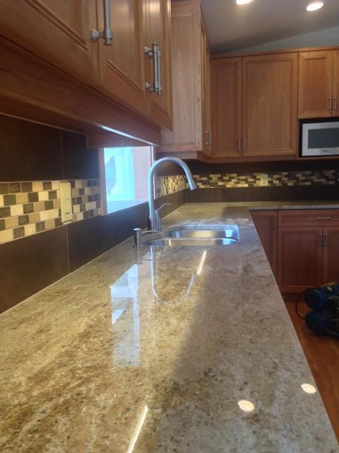 Whole house update modern kitchen other by coast for Modern kitchen updates