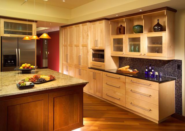 Wichita contemporary kitchen for Pool and spa show wichita ks