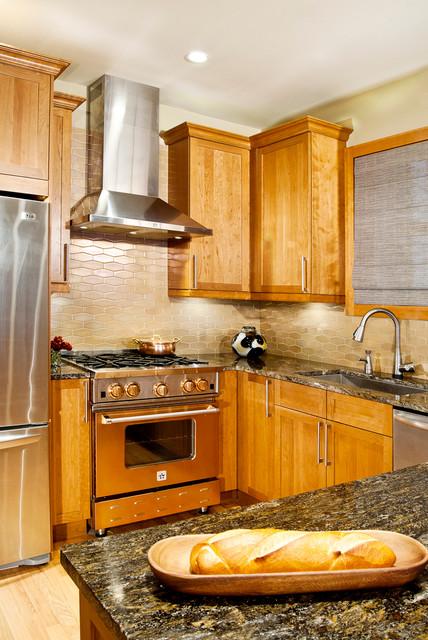 Wicker Park Kitchen contemporary-kitchen