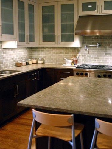 Wicker Park Kitchen II modern-kitchen