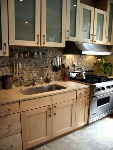 Wicker Park Kitchen eclectic-kitchen