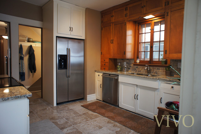 Wilder traditional-kitchen