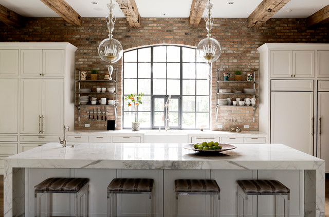 Interior Brick Veneer | Houzz