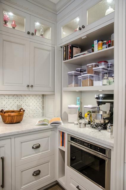 Wildwood Kitchen Renovation traditional-kitchen