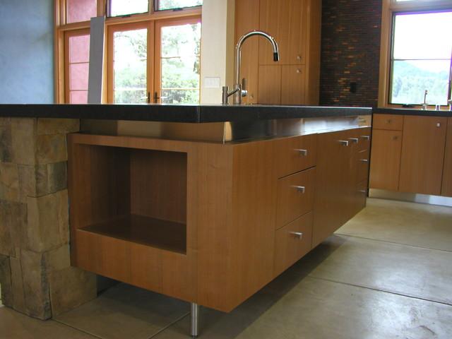 Wilitis Residence modern-kitchen