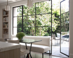 William Hefner Architecture Interiors & Landscape transitional-kitchen