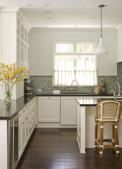 William Hefner Architecture Interiors & Landscape traditional kitchen