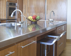 William Hefner Architecture Interiors & Landscape contemporary-kitchen