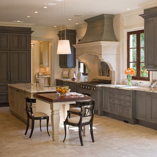 William T Baker &Associates, Atlanta, GA - Traditional - Kitchen - Other - by William T Baker