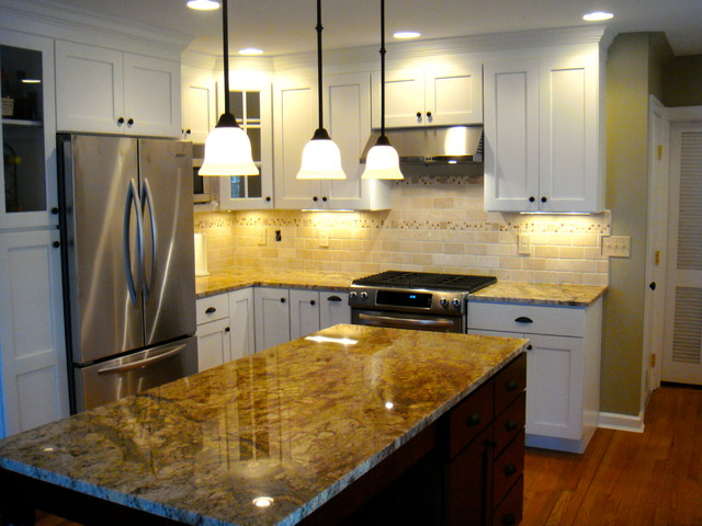 Williams Clintonville Traditional Kitchen Columbus By Renaissance Inc The House Whisperer