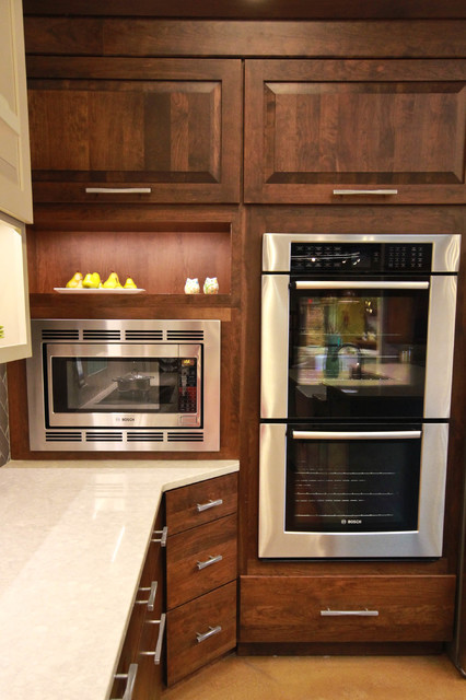 williams kitchen and bath showroom display traditional kitchen grand rapids. Black Bedroom Furniture Sets. Home Design Ideas