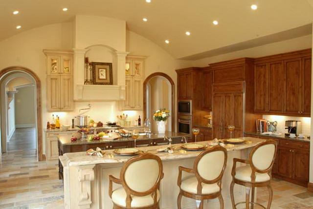 Williamsburg House transitional-kitchen