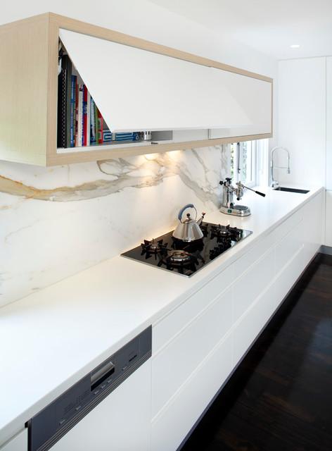 Willoughby - Minimalistisch - Küche - Sydney - von Art of Kitchens ...